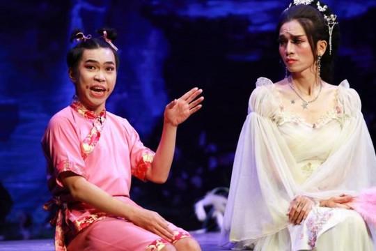 Các sân khấu TP.HCM từ chối tham gia liên hoan kịch toàn quốc