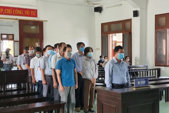 Xét xử 18 bị cáo trong vụ án làm lộ đề thi công chức