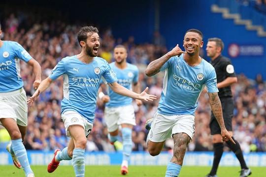 Man City có chiến thắng tối thiểu trước Chelsea
