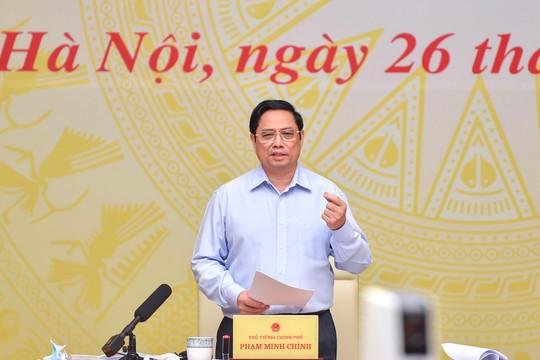 Thủ tướng: Các doanh nghiệp tái cấu trúc để phù hợp với tình hình mới