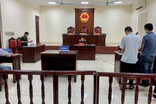 Trộm cắp tài sản, bộ đôi lái xe ở Hà Nội lĩnh án 16 năm tù
