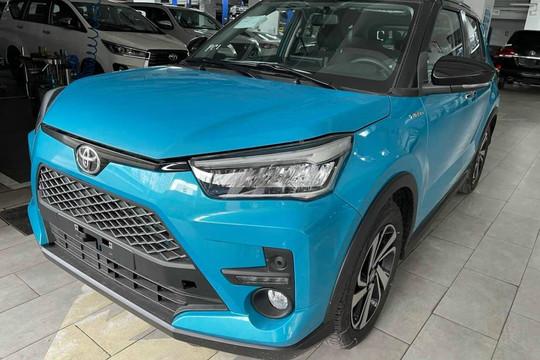 Toyota Raize bất ngờ về Việt Nam, giá dự kiến 500 triệu đồng