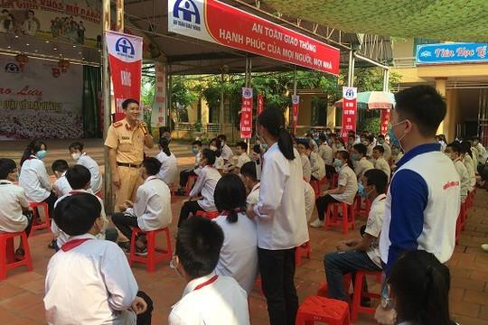 Thái Nguyên: Ban hành Kế hoạch tuyên truyền bảo đảm ATGT Năm học 2021 - 2022 Thái Nguyên: Ban hành Kế hoạch tuyên truyền bảo đảm ATGT Năm học 2021 - 2022