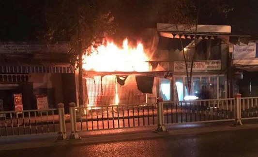 Điều tra vụ hỏa hoạn khiến 4 người trong một gia đình tử vong