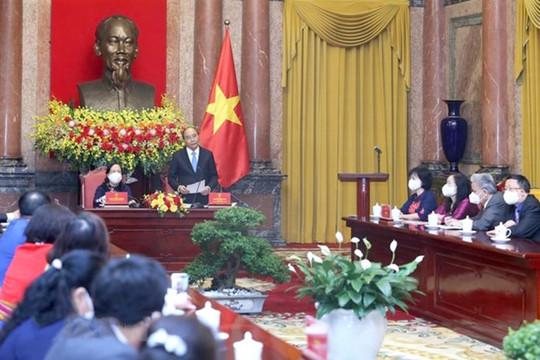 Chủ tịch nước: Các thế hệ người cao tuổi đã hăng hái tham gia phòng, chống dịch COVID-19