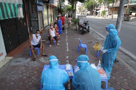 0h ngày 29/9 gỡ phong tỏa ổ dịch có gần 600 F0 tại Hà Nội