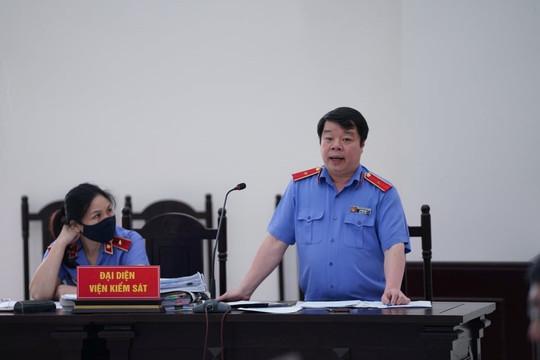 Xét xử vụ án Ethanol ở Phú Thọ: VKS đề nghị giữ nguyên bản án sơ thẩm