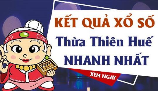 XSTTH 4/10 - XSHUE 4/10 - Kết quả xổ số Thừa Thiên Huế ngày 4 tháng 10 năm 2021