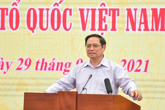 Thủ tướng:Công tác gì muốn làm tốt đều phải coi trọng ý kiến của nhân dân