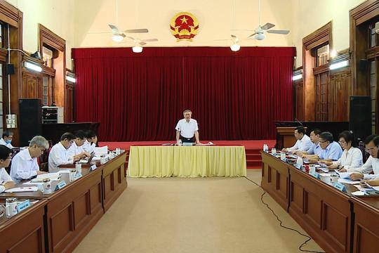 Góp ý vào các Dự thảo Nghị quyết hướng dẫn áp dụng thống nhất pháp luật