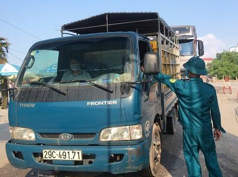 Thái Nguyên: Cấp phép phương tiện nhận diện cho 6.500 xe