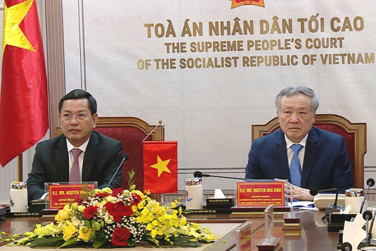Tòa án Việt Nam và bảo vệ quyền sở hữu trí tuệ trong bối cảnh hội nhập quốc tế