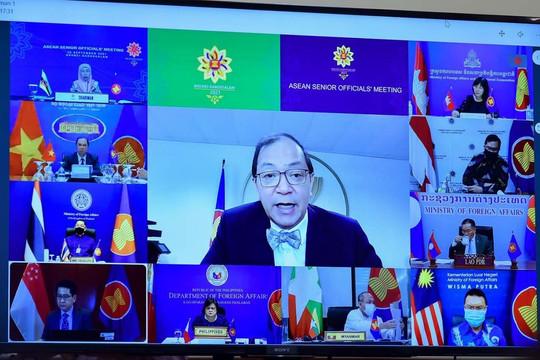 Thông qua tài liệu Quy chuẩn ASEAN về ứng phó các tình huống hạt nhân, phóng xạ khẩn cấp