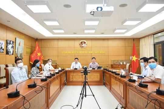 """Tọa đàm trực tuyến """"Đặc điểm thế giới trong đại dịch Covid-19: Những tác động đến Việt Nam"""""""