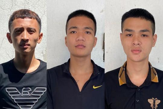 3 thanh niên gây ra hàng loạt vụ trộm xe máy ở ngoại thành Hà Nội