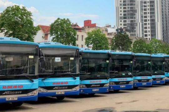Kiến nghị xe buýt ở Hà Nội được chạy lại từ ngày 1/10