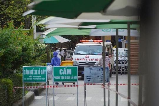 Hà Nội dự kiến đưa 1.000 người liên quan ca mắc Covid-19 ở BV Việt Đức đi cách ly