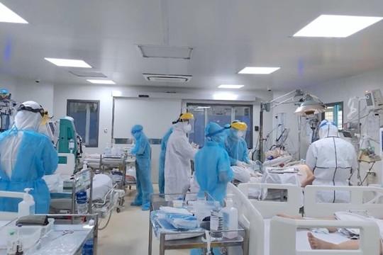 14 nhân viên y tế Phú Thọ trở về từ TP.HCM mắc Covid-19