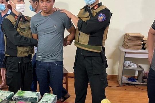 """Triệt phá đường dây ma túy """"khủng"""" ở Thái Bình"""