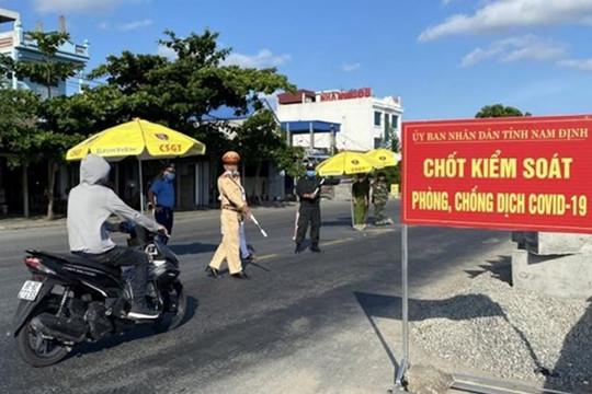 Nam Định: Ghi nhận 3 ca bệnh Covid-19 liên quan đến Bệnh viện Hữu nghị Việt Đức