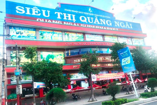 """Quảng Ngãi: Phát hiện hàng nghìn cuốn sách """"lậu"""" trong siêu thị"""
