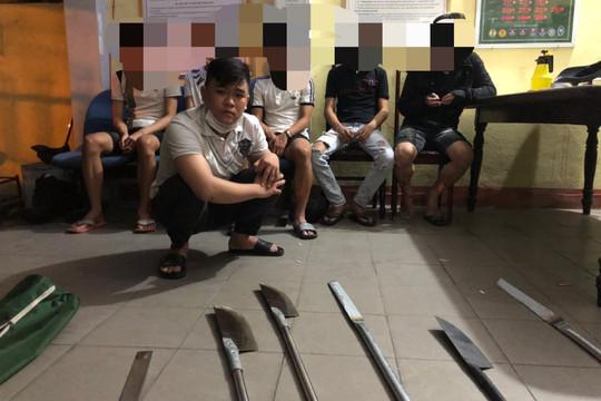 Cảnh sát Đà Nẵng nổ súng ngăn chặn 2 nhóm thiếu niên hỗn chiến