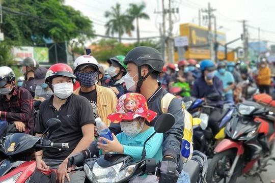Miền Trung, Tây Nguyên lên kế hoạch tiếp nhận công dân từ TP.HCM về