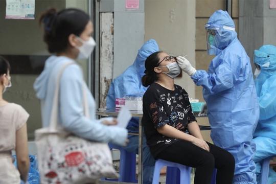 CDC Hà Nội dự báo số ca mắc Covid-19 ở Bệnh viện Việt Đức sẽ còn tăng