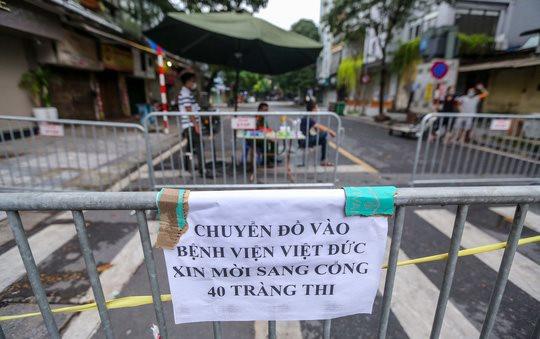 Xử phạt Bệnh viện Việt Đức do vi phạm phòng dịch Covid-19