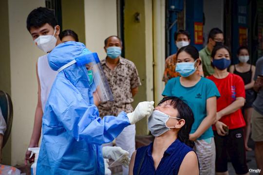 Khoanh vùng được chuỗi lây nhiễm trong Bệnh viện Việt Đức