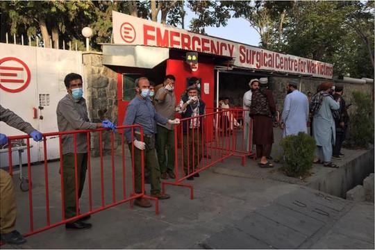 Afghanistan: Nổ bom gần nhà thờ Hồi giáo ở Kabul