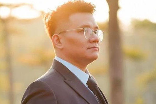 Bắt lập trình viên Nhâm Hoàng Khang