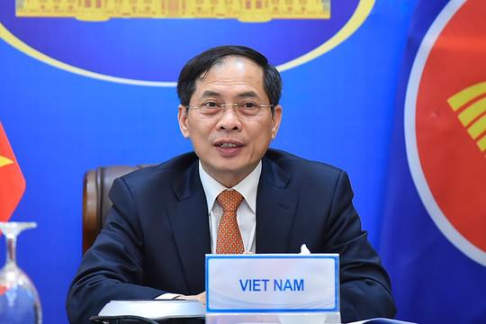 Bộ trưởng các nước họp trù bị cho Hội nghị Cấp cao ASEAN