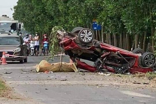 Bắc Ninh: Tai nạn kinh hoàng khiến 3 người chết