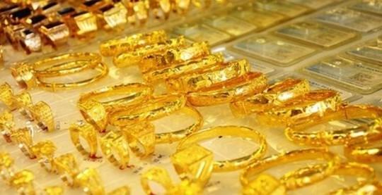 Giá vàng hôm nay 5/10: Biến động gần mốc 1.770 USD/ounce
