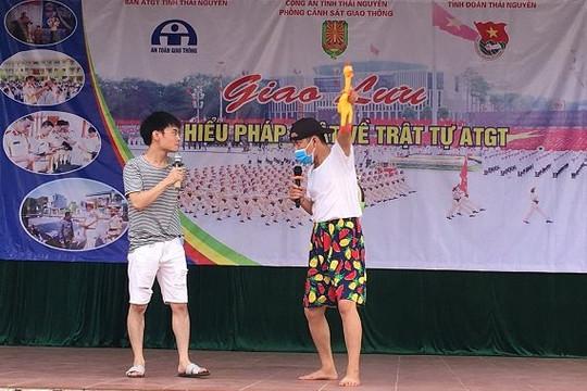 Thái Nguyên: Tuyên truyền ATGT cho 3 trường THPT trên địa bàn huyện Đồng Hỷ