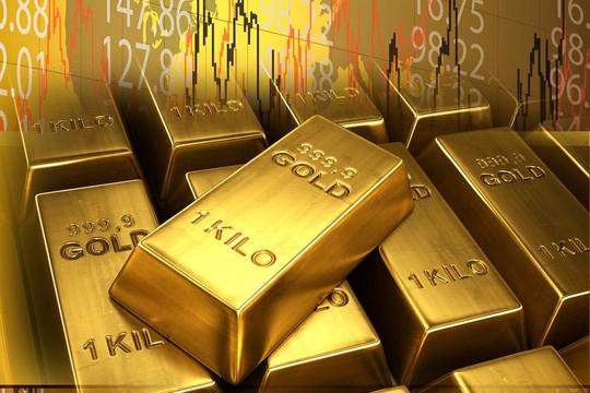 Giá vàng hôm nay 6/10: Giảm nhanh khi USD tăng mạnh