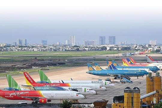 Ngày 10/10 dự kiến mở lại 10 đường bay nội địa