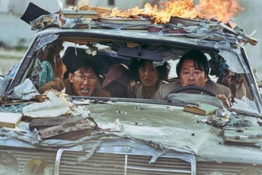 """""""Escape from Mogadishu"""" là đại diện Hàn Quốc tranh giải Oscar 2022"""