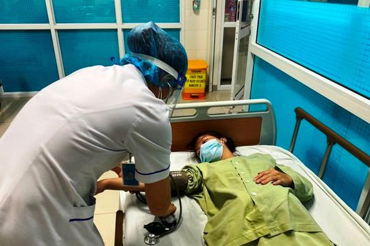 Cấp cứu kịp thời thai phụ trên đường từ Sài Gòn về quê Thanh Hóa