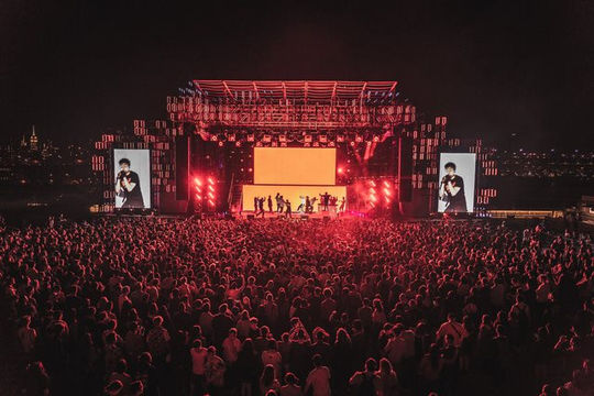 Mỹ Anh - Nghệ sĩ Việt Nam duy nhất tham dự lễ hội âm nhạc của 88Rising