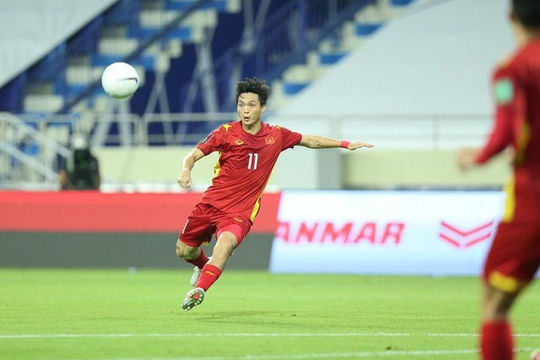 Trước giờ đấu Trung Quốc, thầy Park có nên cất Tuấn Anh cho AFF?