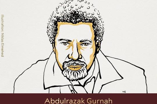 Tiểu thuyết gia người Tanzania Abdulrazak Gurnah thắng giải Nobel Văn học 2021