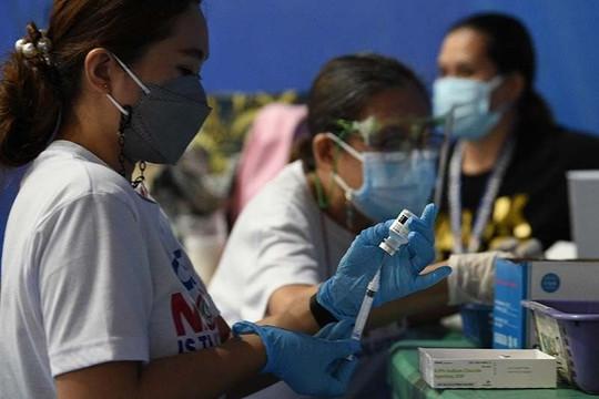 Tin vắn thế giới ngày 9/10: Philippines ghi nhận 0,0025% người đã tiêm vaccine bị nhiễm COVID-19