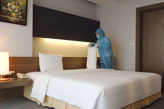 Hà Nội: 20 khách sạn được sử dụng làm cơ sở cách ly y tế tập trung