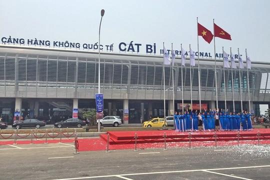 Hải Phòng đồng ý tiếp nhận hành khách về sân bay Cát Bi