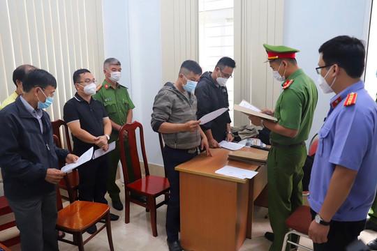 Hàng loạt cán bộ huyện, xã ở huyện Đắk R'lấp bị khởi tố, bắt tạm giam