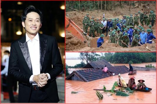 Công an xác minh việc từ thiện của danh hài Hoài Linh