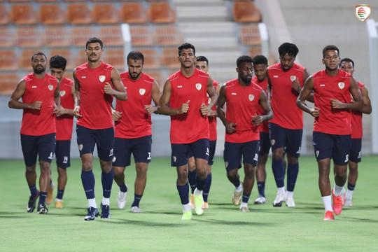 Tuyển Oman mất cầu thủ đắt giá nhất đội trước trận gặp Việt Nam