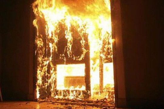 Đề nghị truy tố các bị can đốt nhà cảnh sát hình sự